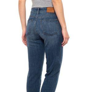 Lucky Brand Hayden Crop Boyfriend Jeans